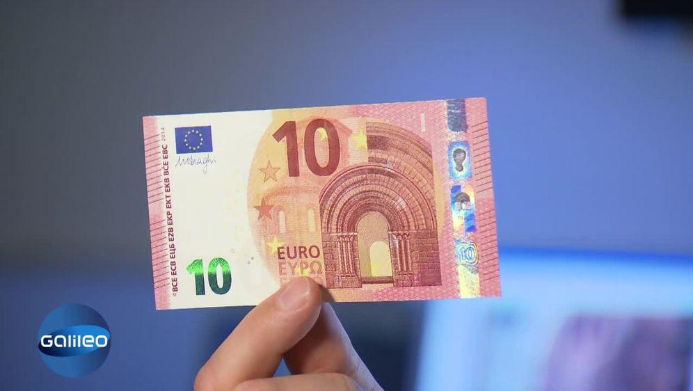 Der neue 10 Euro Schein