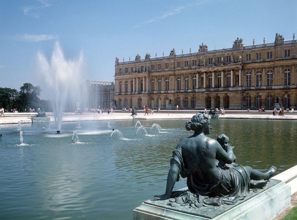 Schloss Versailles - Bildquelle: dpa