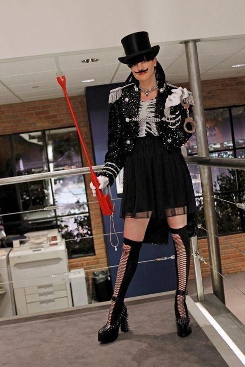 Was hat Abby (Pauley Perrette) nur vor? - Bildquelle: CBS Television