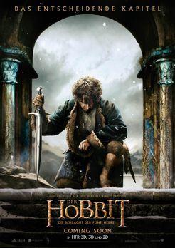 Der-Hobbit-Schlacht-der-fuenf-Heere-Plakat-WARNER-BROS-ENT-METRO-GOLDWYN-MAYE...