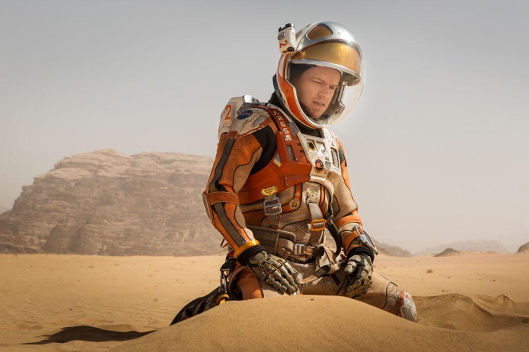 Der-Marsianer-01-2015Twentieth-Century-Fox - Bildquelle: 2015 Twentieth Century Fox