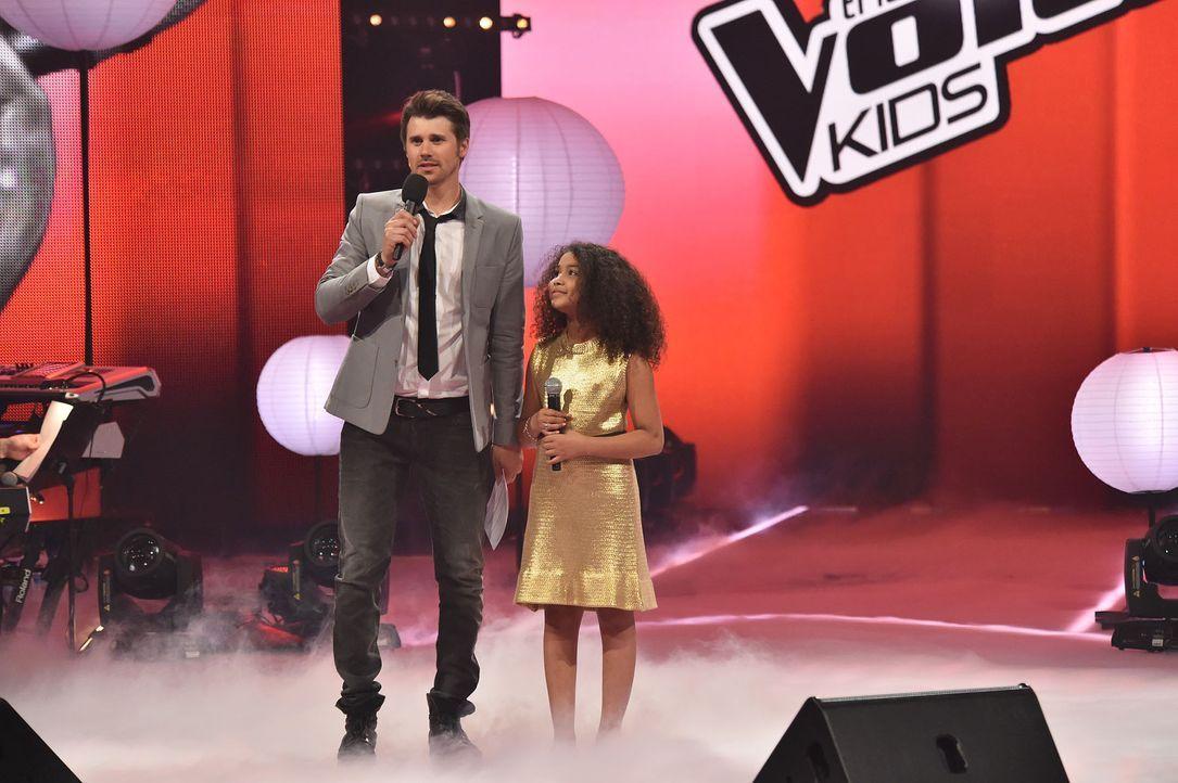 The-Voice-Kids-Stf03-Finale-Probe-66-Zoe-SAT1-Andre-Kowalski - Bildquelle: SAT.1/ Andre Kowalski