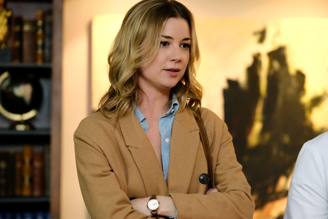 Wird Nic (Emily VanCamp) mit ihren Beschuldigungen Recht behalten? - Bildquelle: 2018 Fox and its related entities.  All rights reserved.