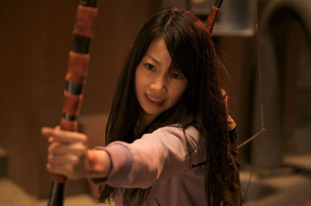 Muss im fernen New York ums Überleben kämpfen: Namiko (Mika Hijii) ... - Bildquelle: Nu Image