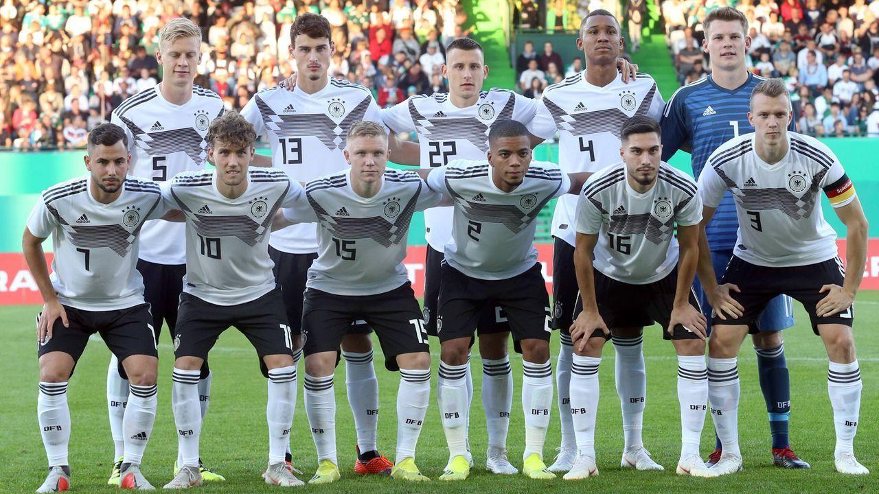 U21 Team - Bildquelle: imago