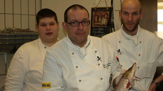 Zu wenig Gäste im Feinschmecker-Lokal! Seit einem Jahr ist Roland Eschweiler...