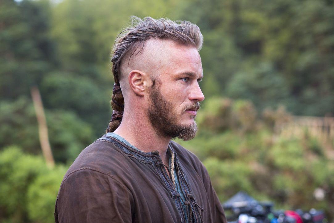 Ragnar (Travis Fimmel) träumt davon, gen Westen zu segeln ... - Bildquelle: 2013 TM TELEVISION PRODUCTIONS LIMITED/T5 VIKINGS PRODUCTIONS INC. ALL RIGHTS RESERVED.