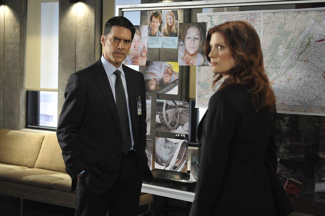 Als bei einem Mann, der einen tödlichen Verkehrsunfall hatte, die Leichen einer jungen Frau und eines jungen Mannes gefunden werden, die vor ihrem T... - Bildquelle: ABC Studios