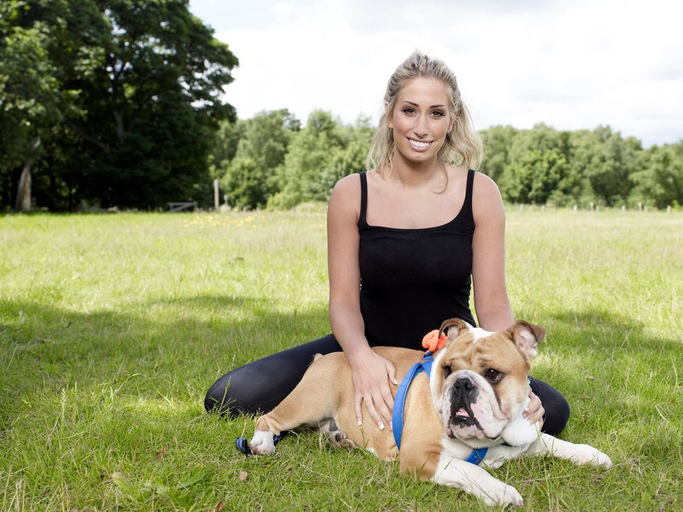 Top Dog Model - Stacey Solomon - Bildquelle: ITV