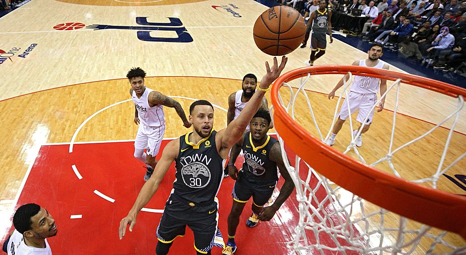 Stephen Curry (Basketball) - Bildquelle: 2018 Getty Images