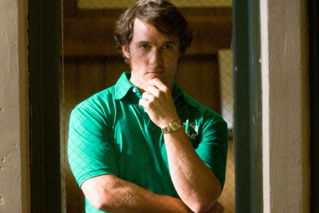 Die Auflehnung gegen ihn ist groß. Wird der neue Trainer (Matthew McConaughey) das Footballteam trotz vieler Widerstände zum Sieg führen können? - Bildquelle: TM &   2005 Warner Bros. All Rights Reserved.