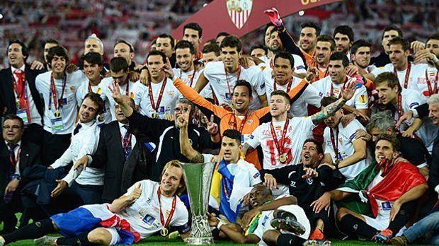 FC Sevilla Europa League Sieg