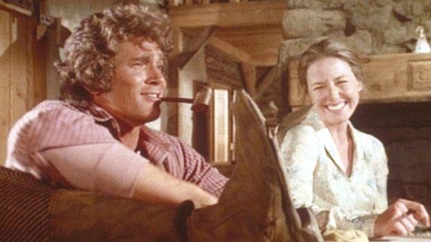 Unsere kleine Farm - Von dem Geld ihrer ersten Ernte wollen Charles (Michael...