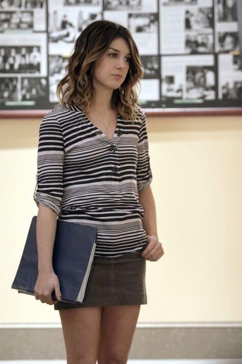 Werden die Schuldgefühle Annie (Shenae Grimes) für immer verfolgen? - Bildquelle: TM &   CBS Studios Inc. All Rights Reserved