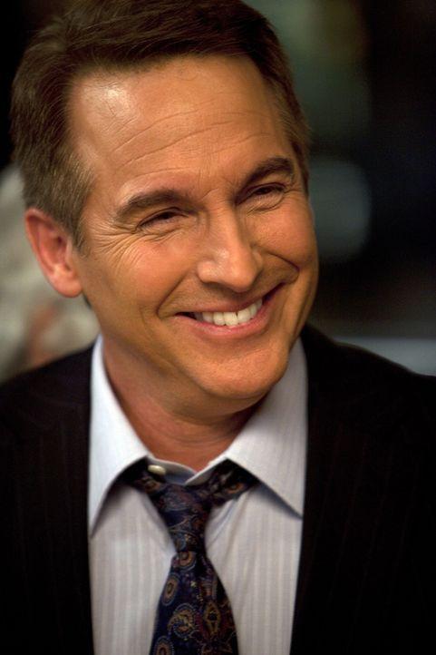 Ahnt noch nicht, was mit Amelia los ist: Sheldon (Brian Benben) ... - Bildquelle: ABC Studios