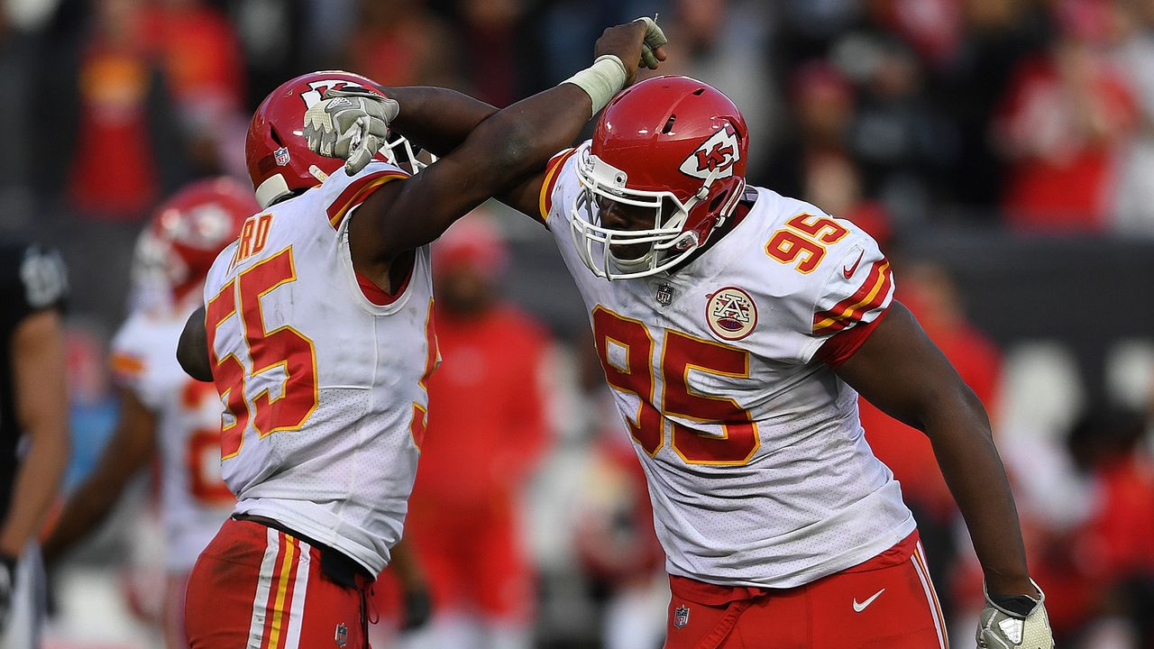 Kansas City Chiefs: Der komplett Pass Rush - Bildquelle: Getty Images