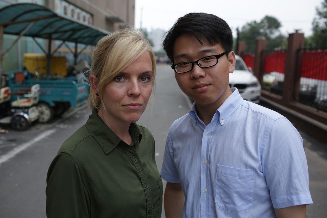 In China ist Homosexualität schon lange nicht mehr als psychische Krankheit klassifiziert, dennoch gibt es Kliniken, die Therapien mit Medikamenten... - Bildquelle: Quicksilver Media 2012