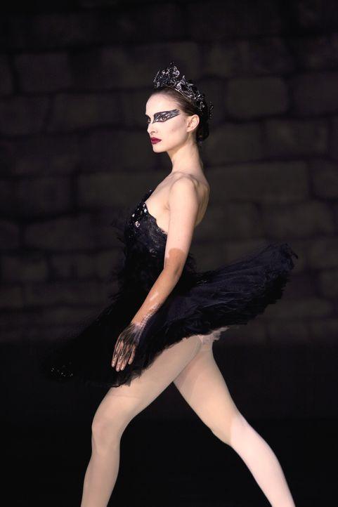 Für die Rolle des schwarzen Schwans muss Nina (Natalie Portman) erst die dunklen Seiten in sich entdecken. Auf der Suche danach gerät sie an die Gre... - Bildquelle: 20th Century Fox