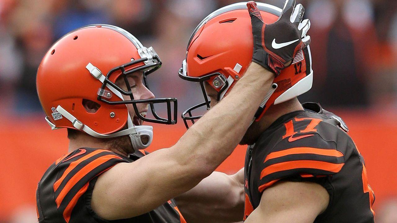 Gewinner: Cleveland Browns - Bildquelle: imago/UPI Photo