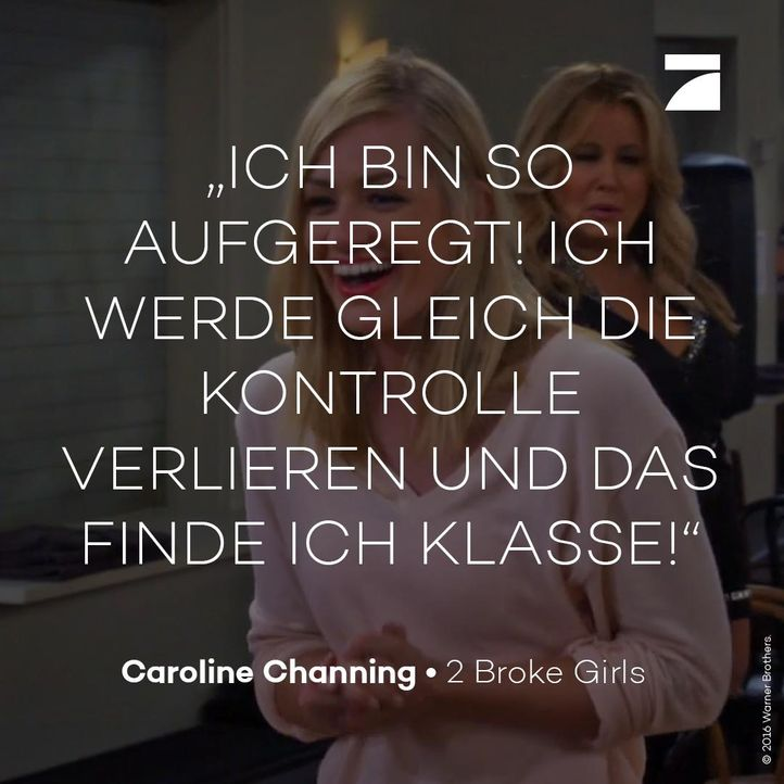 Caroline Staffel 6 Episode 16 - Bildquelle: Warner Bros. Television