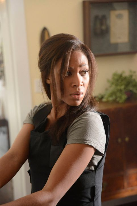 Muss sich mit ihrer Vergangenheit auseinandersetzen, um dem Tod zu entgehen: Abbie (Nicole Beharie) ... - Bildquelle: 2013 Twentieth Century Fox Film Corporation. All rights reserved.