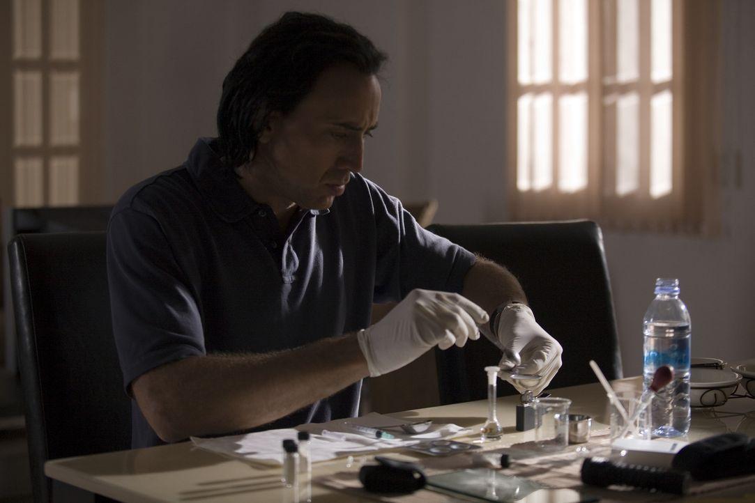 Geht mit tödlicher Präzision an seine Aufgaben: Profikiller Joe (Nicolas Cage) ...