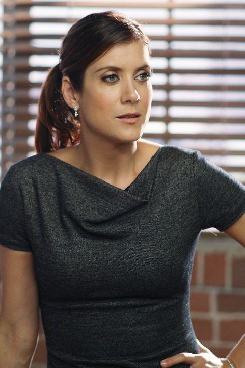 Georgie ist schwanger. Von ihrem eigenen Mann. Doch die Frau hatte vor zwei Jahren einen Skiunfall und liegt seitdem im Koma. Addison (Kate Walsh) i... - Bildquelle: ABC Studios