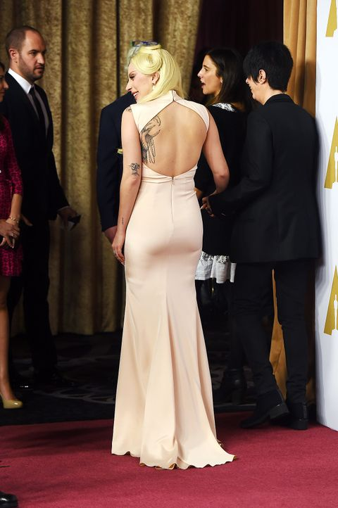 Oscar-Nominees-Luncheon-Lady-Gaga-160208-getty-AFP - Bildquelle: getty-AFP