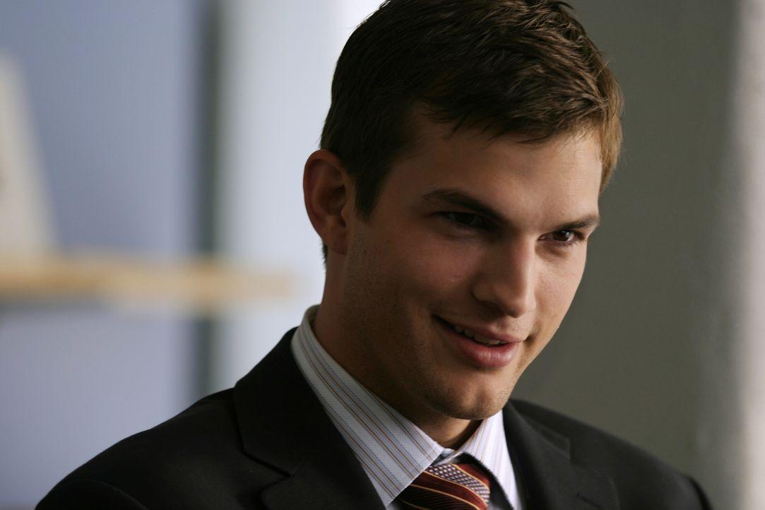 Smart, im besten Alter, sexy und erfolgreich - Simon Green (Ashton Kutcher) steht auf der Sonnenseite des Lebens. Doch am kommenden Wochenende wirbe... - Bildquelle: 2007 CPT Holdings, Inc. All Rights Reserved. (Sony Pictures Television International)