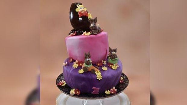 Janines Bunny Cake