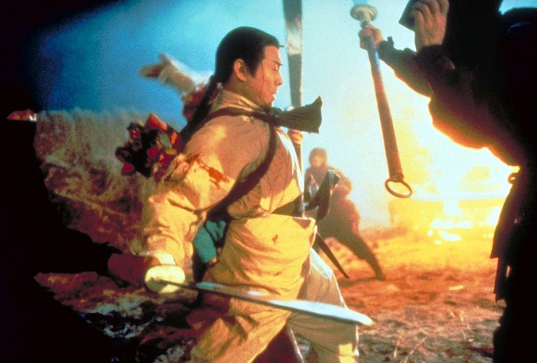 Unermüdlich kämpft der Shaolin-Mönch Hong (Jet Li) für die alte Ming-Dynastie und gegen die brutale Herrschaft der Mandschus ...