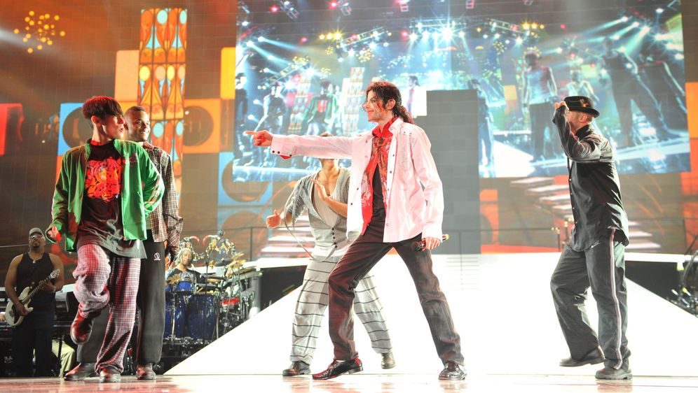 Michael Jackson's This Is It - Bildquelle: 2009 The Michael Jackson Company, LLC. All Rights Reserved.