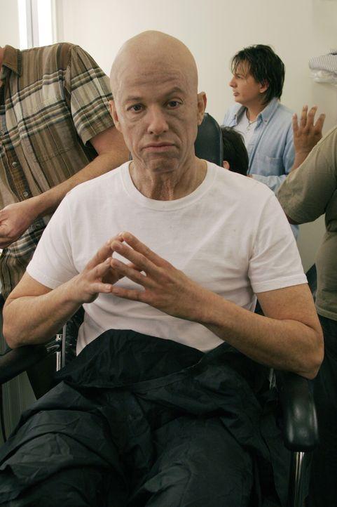 """Bei den Dreharbeiten zu """"Der alte Alan"""" - Bildquelle: Warner Brothers Entertainment Inc."""
