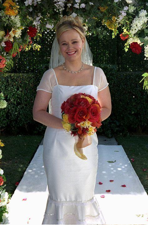 Es stellt sich heraus, dass Will wirklich Hildas (Caroline Rhea) große Liebe ist, und der Hochzeit der beiden steht nichts mehr im Wege. - Bildquelle: Paramount Pictures