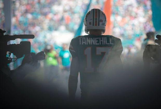 Die Saison von Ryan Tannehill ist beendet