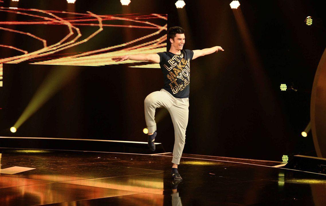 Got-To-Dance-Markus-08-SAT1-ProSieben-Willi-Weber - Bildquelle: SAT.1/ProSieben/Willi Weber