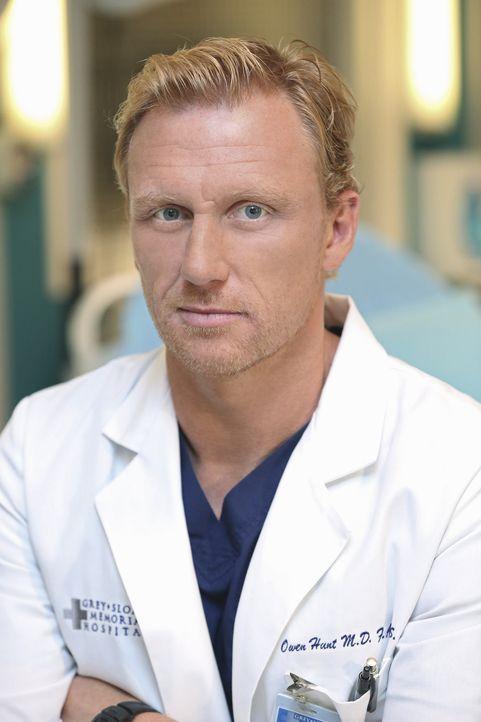 (12. Staffel) - Als Arzt muss sich Dr. Owen Hunt (Kevin McKidd) immer wieder neuen Herausforderungen stellen ... - Bildquelle: Adam Taylor ABC Studios