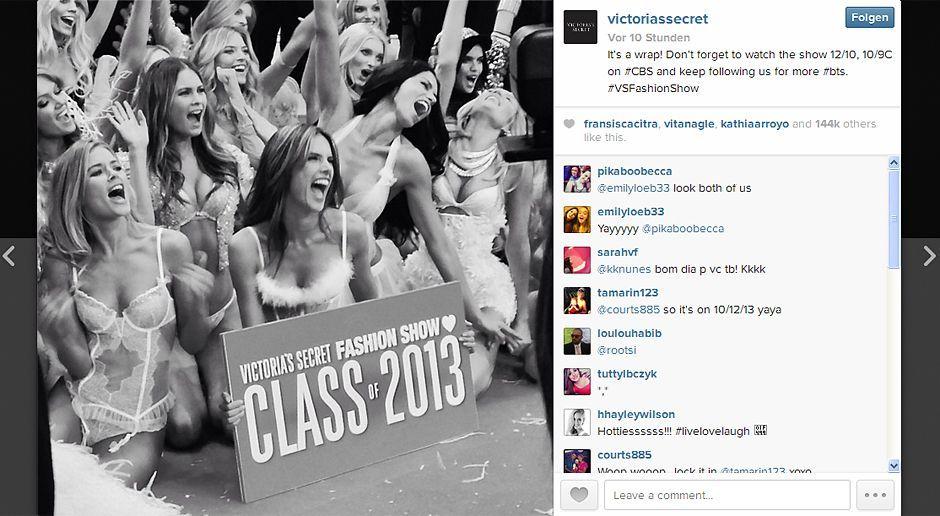 VS-Instagram-22-Instagram - Bildquelle: Instagram/Victoria's Secret