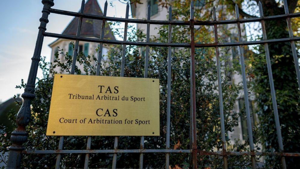 Der CAS untersucht den Transfer eines U-16 Spielers - Bildquelle: AFPSIDFABRICE COFFRINI