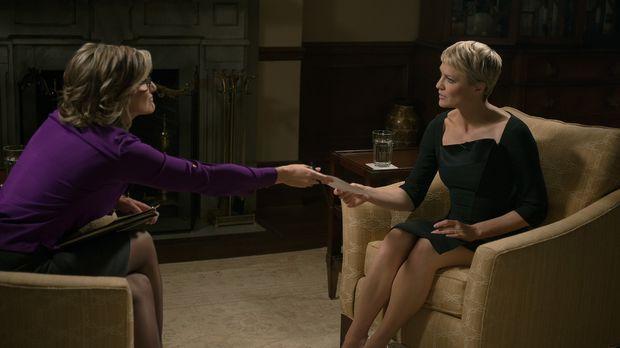 In einem CNN-Interview mit der spitzzüngigen Ashleigh Banfield (Ashleigh Banf...