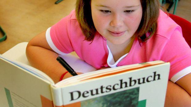 Deutsch - Bildquelle: dpa