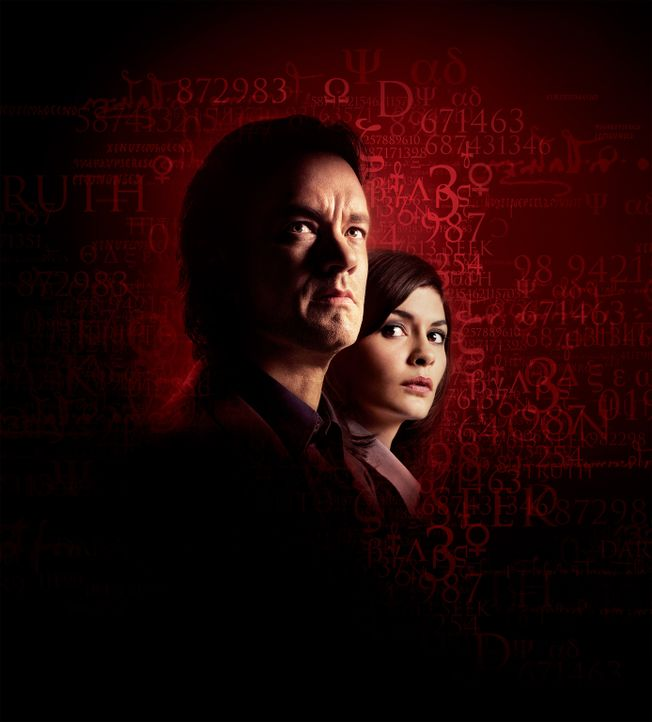 Mit der Unterstützung von Sophie Neuvet (Audrey Tautou, r.), der Enkelin des ermordeten Louvre-Direktors, kommt der Symbolologe Robert Langdon (Tom... - Bildquelle: Sony Pictures Television International. All Rights Reserved.