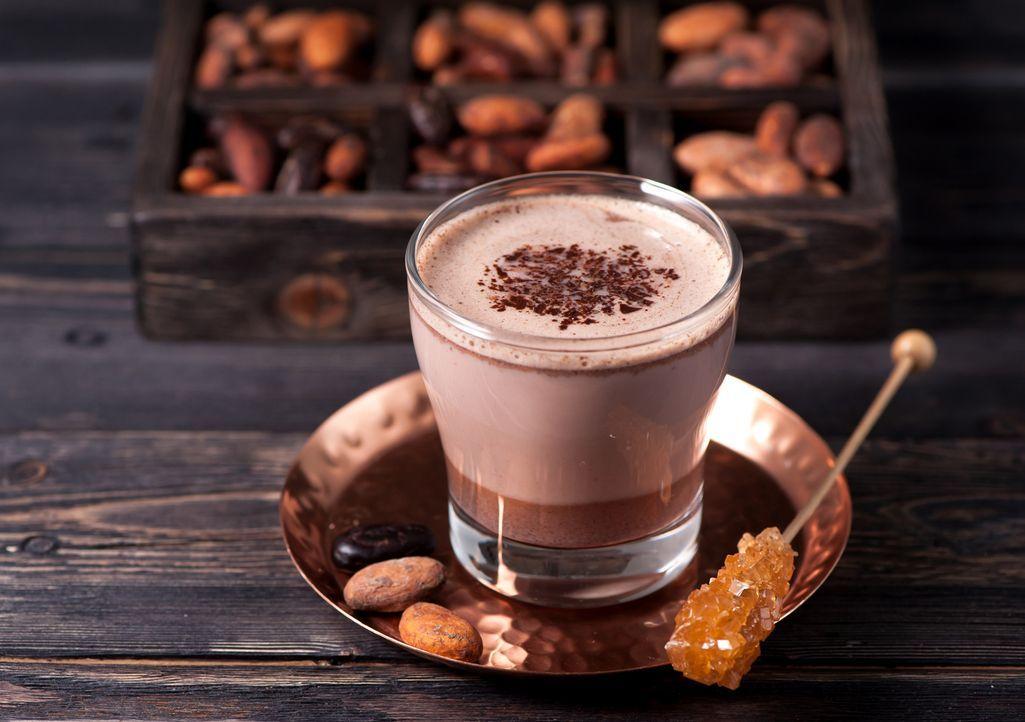 Heiße Schokolade - Bildquelle: Rozmarina - Fotolia