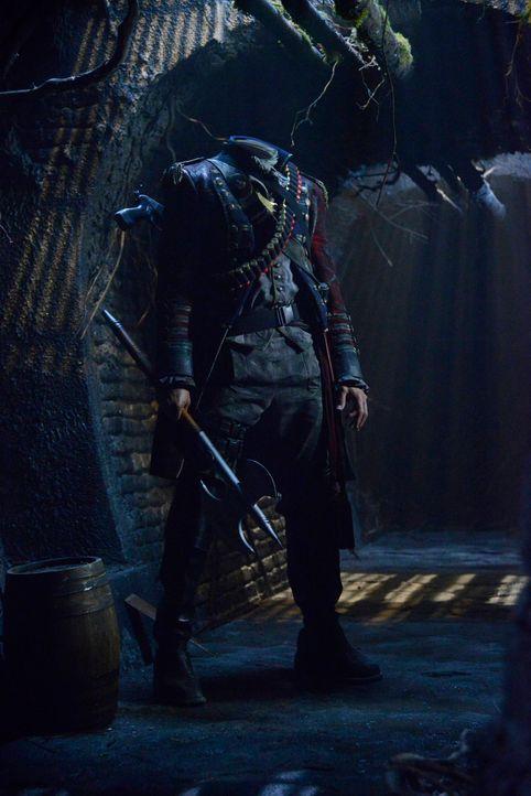 Treibt erneut sein Unwesen in Sleepy Hollow: der kopflose Reiter ... - Bildquelle: 2013 Twentieth Century Fox Film Corporation. All rights reserved.