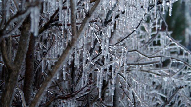 Eines Tages legt ein Eissturm ganz Montreal lahm ... © Impossible Pictures