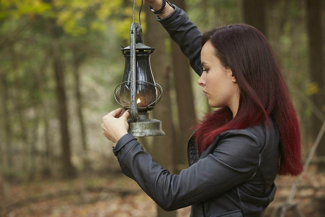 Noch ahnt Paige (Tommie-Amber Pirie) nicht, dass der Tag in einer Katastrophe enden wird ... - Bildquelle: 2015 She-Wolf Season 2 Productions Inc.