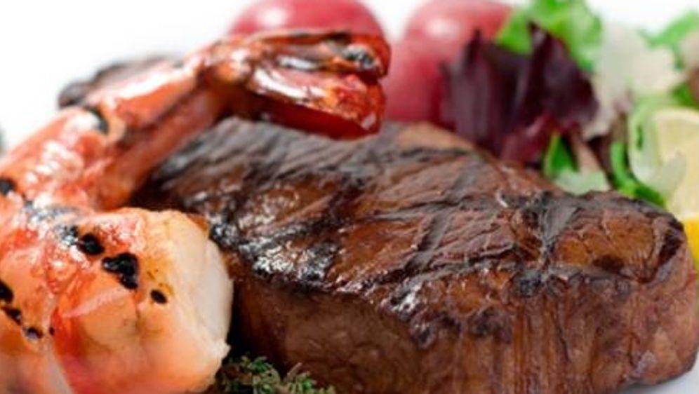 Filet-Steak Surf und Turf