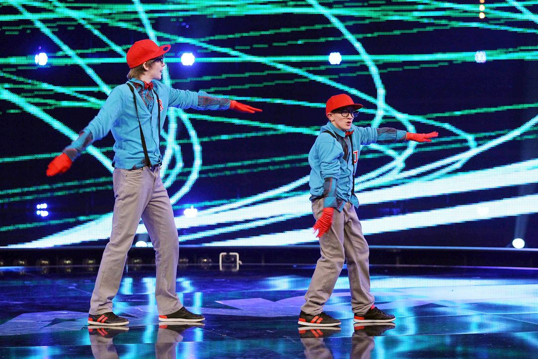 Got-To-Dance-Ricardo-und-Janik-09-SAT1-ProSieben-Guido-Engels - Bildquelle: SAT.1/ProSieben/Guido Engels