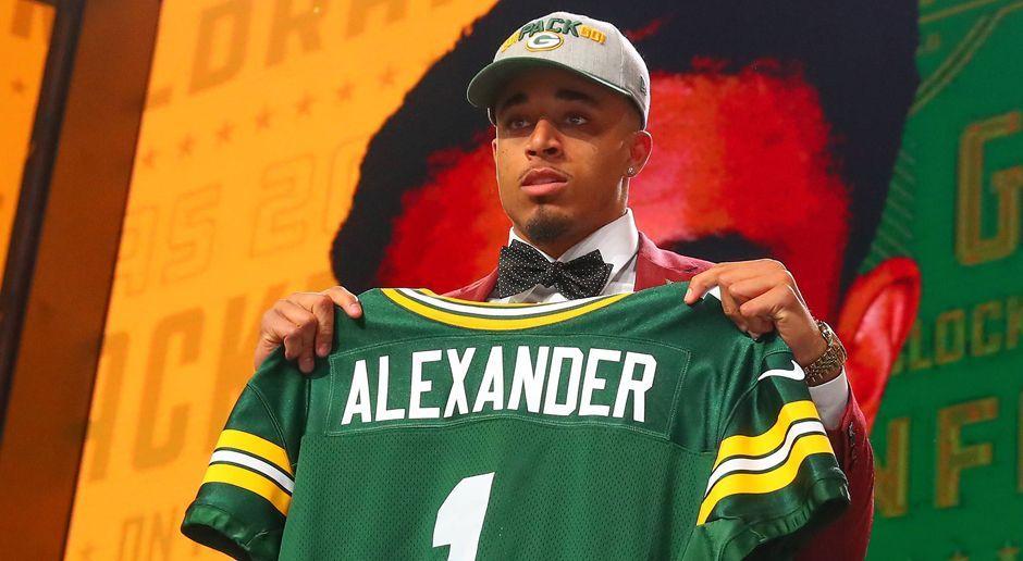18. Green Bay Packers: CB Jaire Alexander  - Bildquelle: imago/Icon SMI