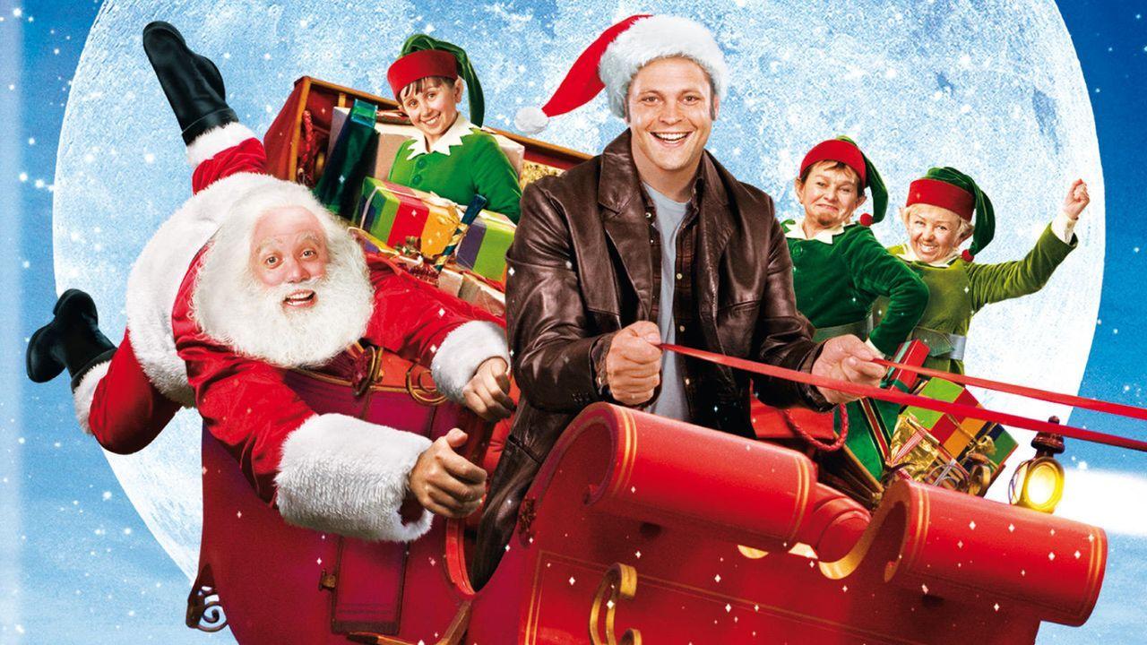 Die Gebrüder Weihnachtsmann - Bildquelle: DVD erschienen bei www.warnerbros.de